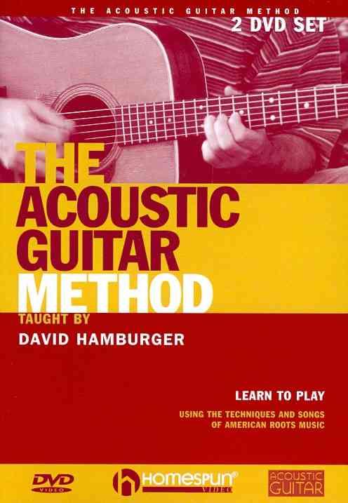 ACOUSTIC METHOD BY HAMBURGER,DAVID (DVD)