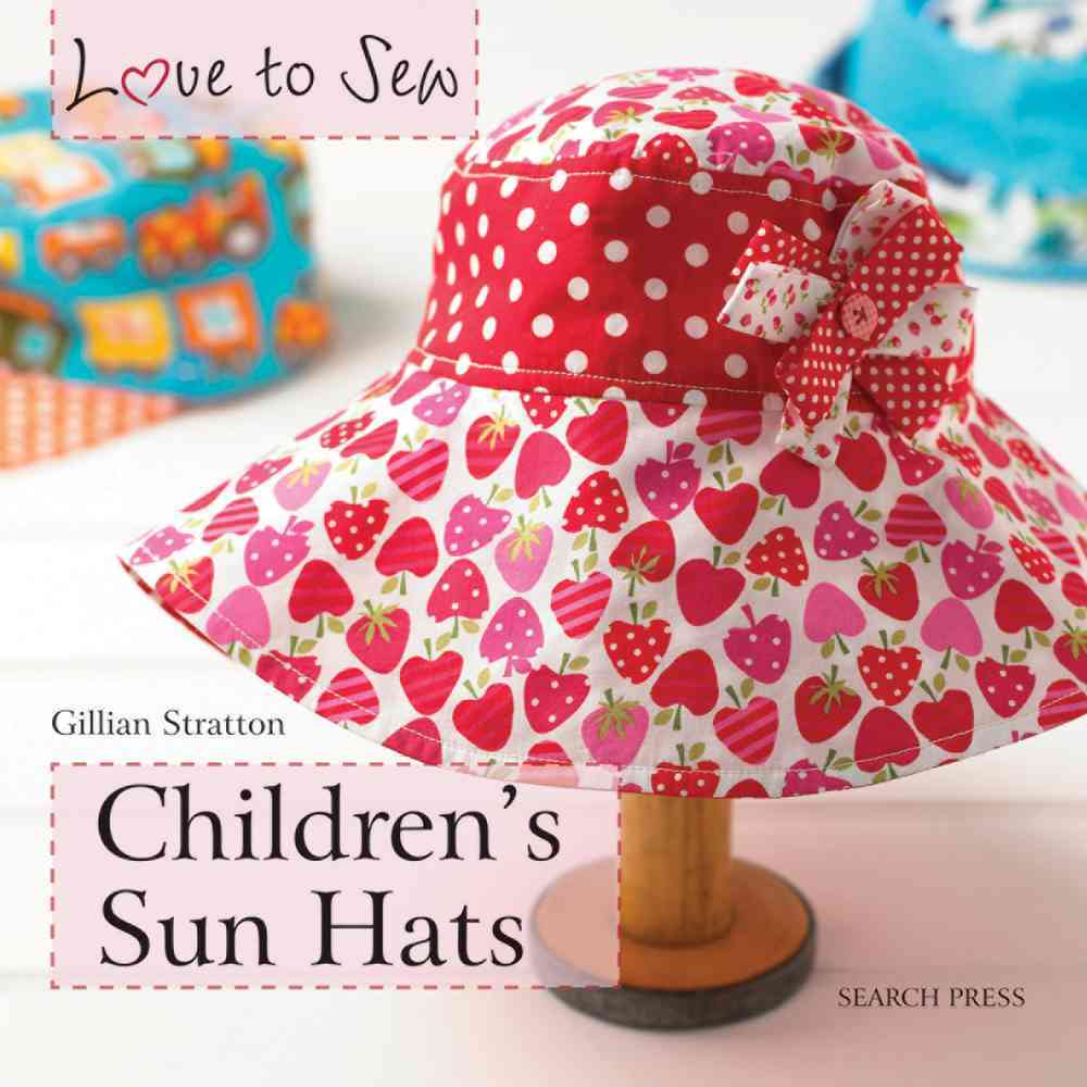 Children's Sun Hats By Stratton, Gillian